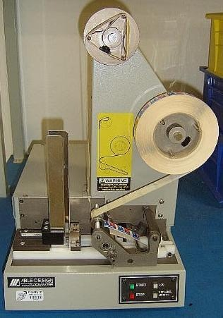ABLE DESIGNS SD/MMC LABELER
